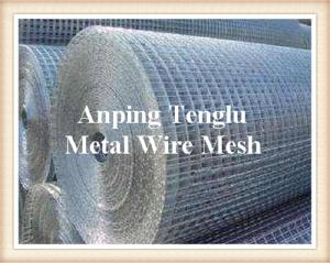 Heavy Welded Mesh Rolls