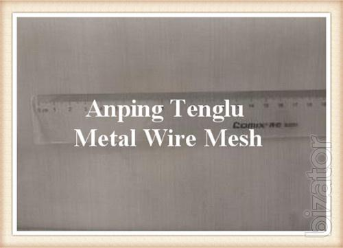 Stainless Steel AISI304 Plain Weave Wire Screen