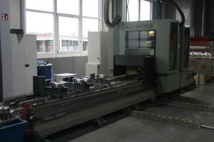 Центр распила и обработки алюминия Satellite XT 10500 - Emmegi