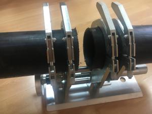 Механическая установка для стыковой сварки пластиковых труб МД – 110