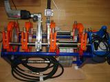 Гидравлическая установки для стыковой сварки пластиковых труб ГД-250
