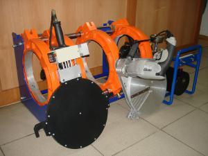 Гидравлическая установки для стыковой сварки пластиковых труб ГД-315