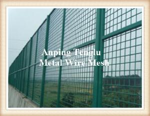 Bridge Fence/Driveway Bridge Fence/Metal Bridge Fence/Lock Fence Bridge
