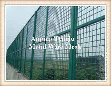 Bridge Fence/Driveway Bridge Fence/Metal Bridge Fence/Lock Fence Bridge