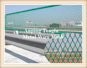 Expanded Metal Fencing Panels/Palisade Fencing/High-Security Fence