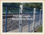 Railway Fence/Train Fencing/Pvc Coated Fencing/Metal Rail Fencing