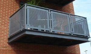 Perforated Metal Mesh Panels