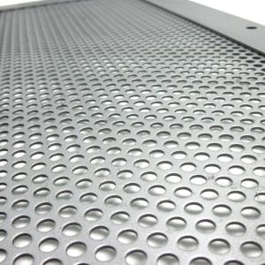 Perforated Steel Panels