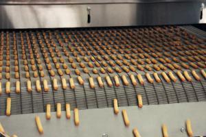 Автоматическая линия для производства гриссини и таралли