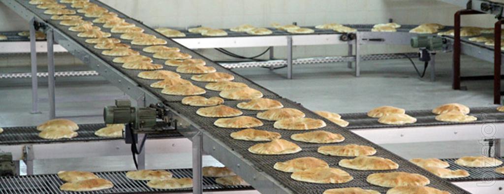 Автоматическая линия для производства питы