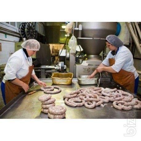 Оборудование для производства колбас и копченостей