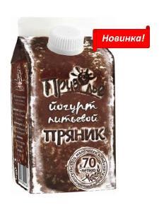 Йогурт питьевой Пряник 0,5 литра