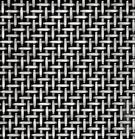 Stainless Steel Twill Weave Wire Mesh Cloth