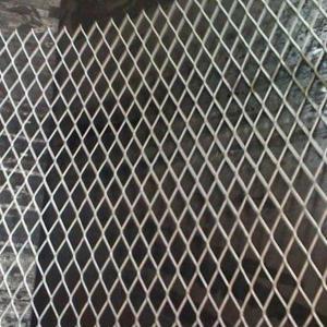 Wall Plaster Diamond Metal Lath Mesh