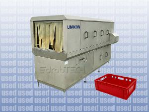 Unikon UNW-3000 E2 crate washer
