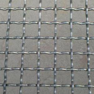 Intermediate Crimped Wire Mesh