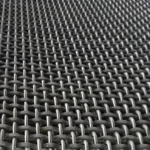 Plain Weave Crimped Wire Mesh
