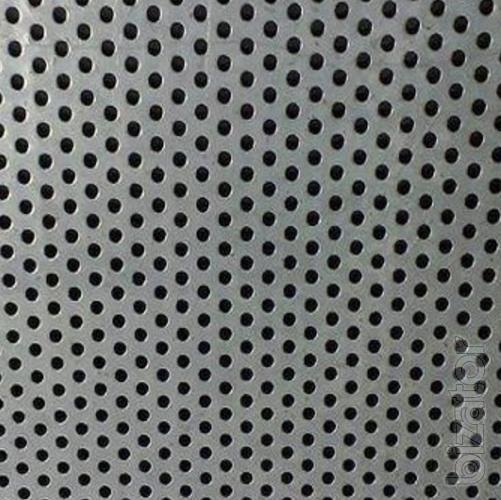 Nickel 201 Perforated Metal Mesh