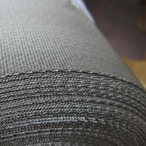 Twilled Dutch Stainless Steel Wire Mesh