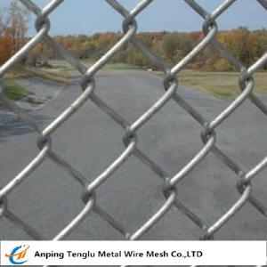 Diamond Wire Mesh Fence