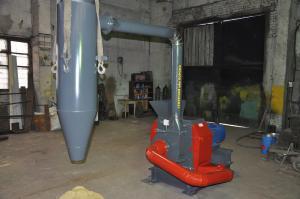 Hammer Mills MD-30, MD-45, MD-55 (1000-3000 kg/h)