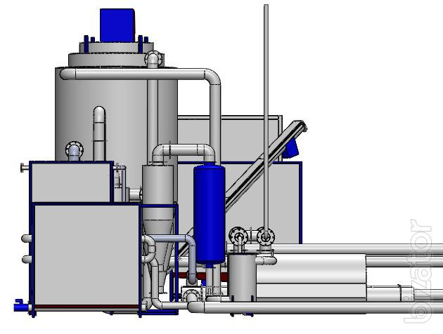 Gas generators for the production of electricity and heat (from 100 kW)