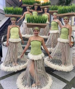 Танцевальные и сценические костюмы