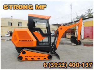 Мини-экскаватор STRONG MS 5000