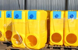 Agro tanks for sprayers