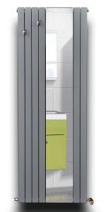 Радиатор с зеркалом Mirror