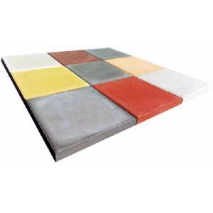 Тротуарная плитка «Гладкая» (50х50)