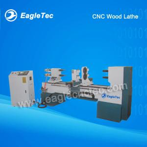 CNC Wood Turning Machine For Stair Post Making