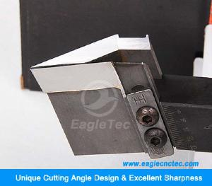 Carbide tipped wood lathe turning tool for Woodworking CNC Lathe