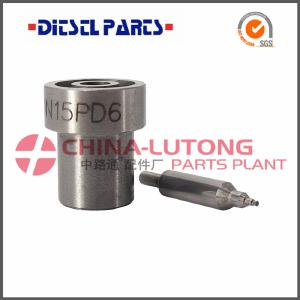 Diesel Fuel Injector Nozzle 093400-5060/DN15PD6 Diesel Nozzle For Mitsubishi 4D6