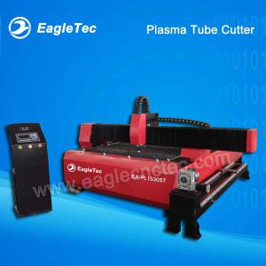 Pipe and sheet metal cnc plasma cutter with 65AMP Power for Pipe Profile and She