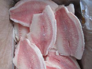 Frozen tilapia fillet good quality good price