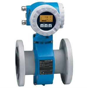 E+H flowmeters