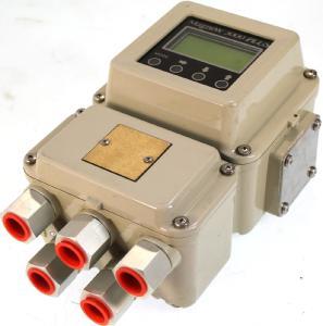 Yamatake flowmeters.