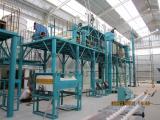 European standard PLC controlling FLOUR MILL