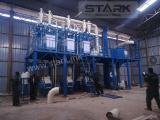 100T 150T 200T Low fat Posho Mill machine manufacture
