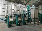 maize flour milling machine specially for making maize grits maize