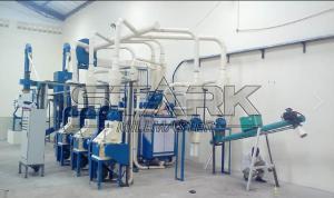 Low fat Posho Mill machine manufacture