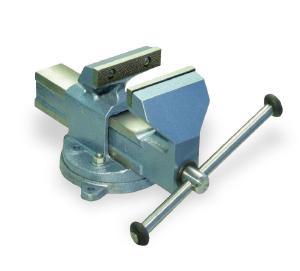 Тиски слесарные 80 мм (сталь) Глазов