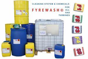 ROCHEM — cистемы и моющие средства для очистки газотурбинных компрессорных агрег