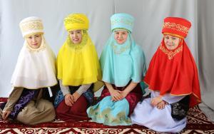Казахские национальные головные уборы