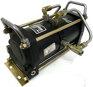 Haskel Booster Pump
