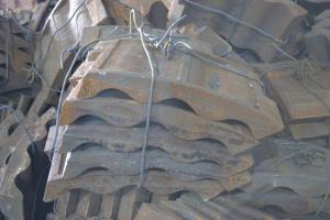 Облицовки, футеровки мельницы СМ 1456. Запасные части мельниц