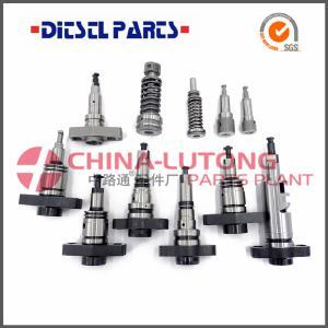 plunger barrel fuel pump 2 418 455 069/2455-069 diesel engine parts in ship