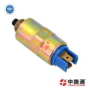 lucas injection pump shut off solenoid 7167-620d lucas fuel pump stop solenoid