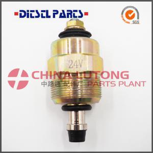 Stop Solenoid 24V-solenoid valves high pressure